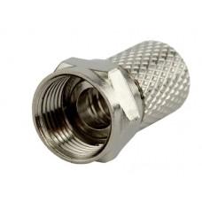 F-разъем соединений кабеля. Отличное качество