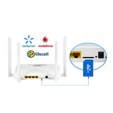 Роутер 3G/4G/WI-FI